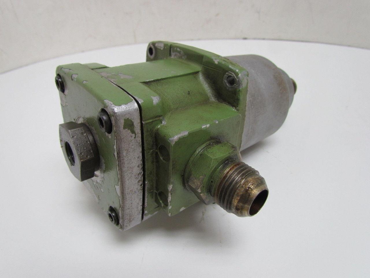 Hydac Rfp 60 G 10 A 3 1 16 85 Low Pressure Hydraulic