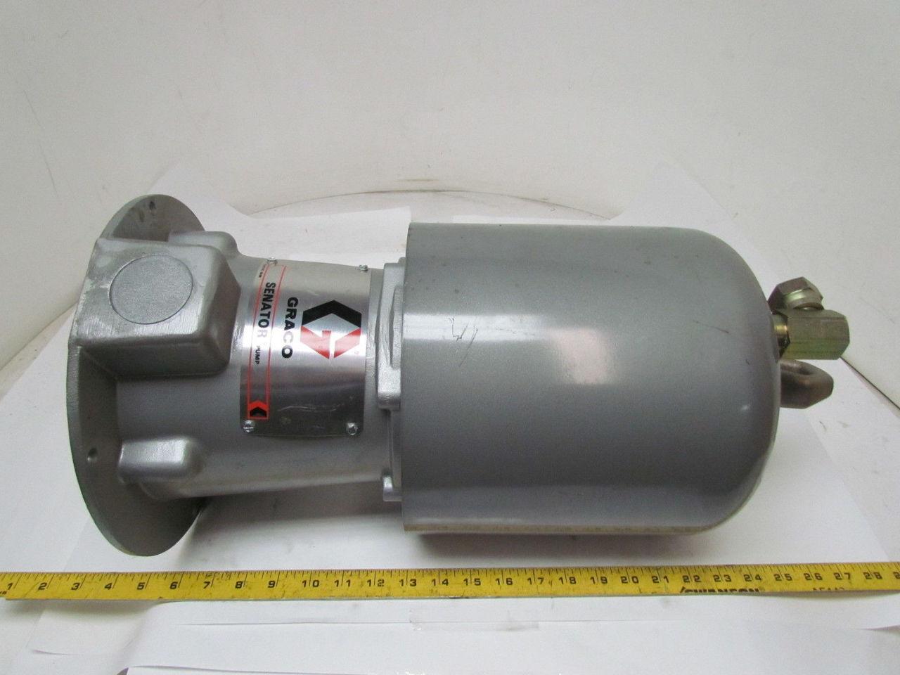 Graco 217 540 243876 senator pump air motor in for Piston type air motor
