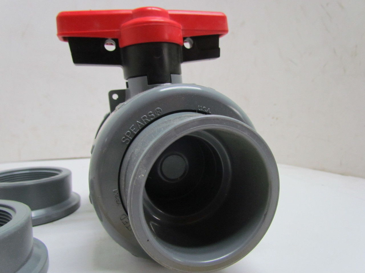 Spears c quot cpvc union ball valve socket fnpt