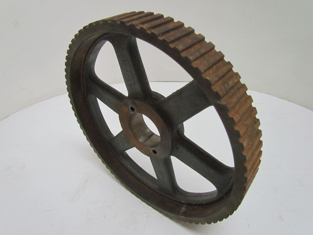browning 72lh100 gearbelt drive pulley 3 8 quot pitch 72 tooth
