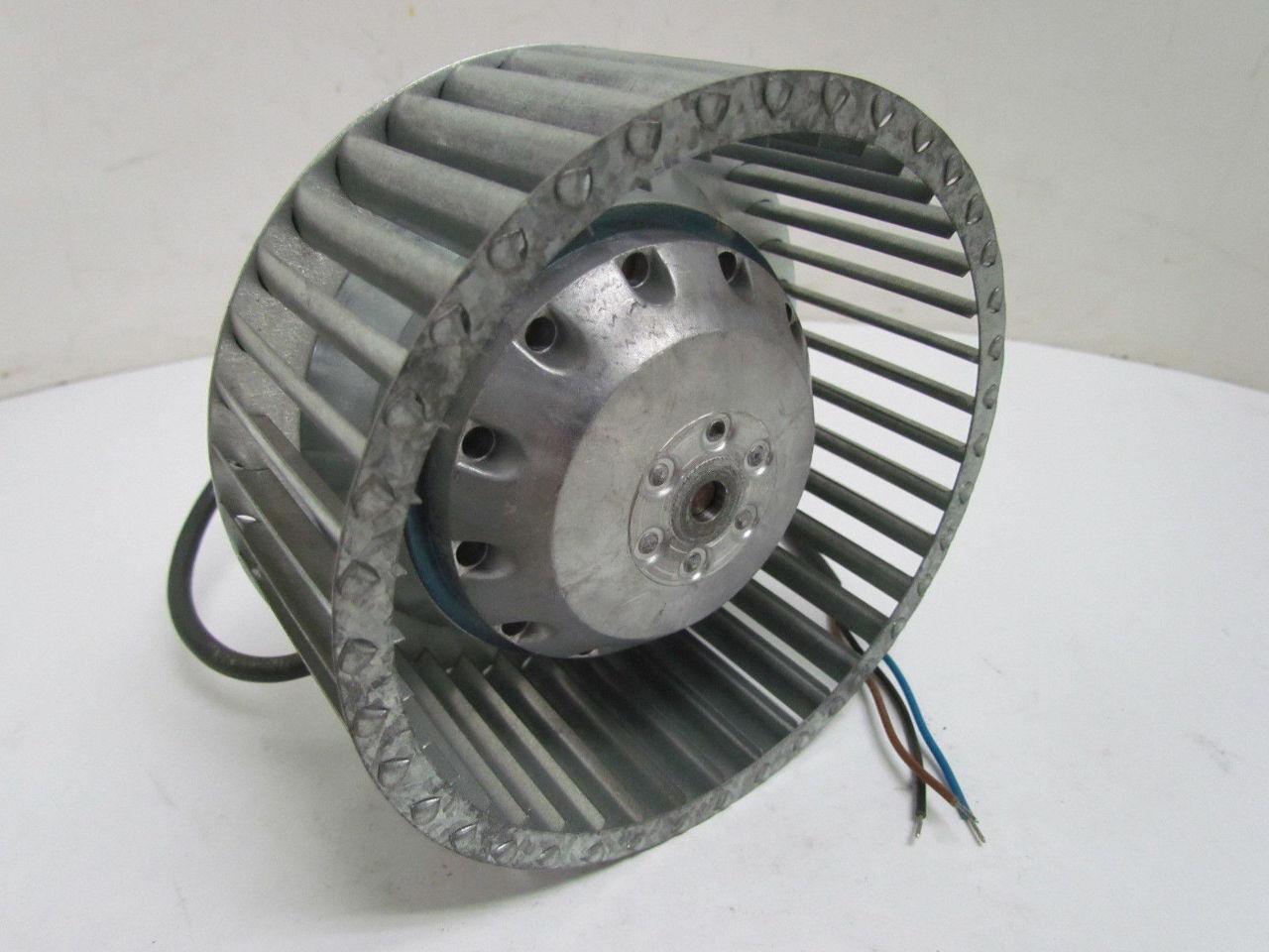 Centrifugal Fan 2 40 Watt : Ebm r e aa v hz amp centrifugal fan