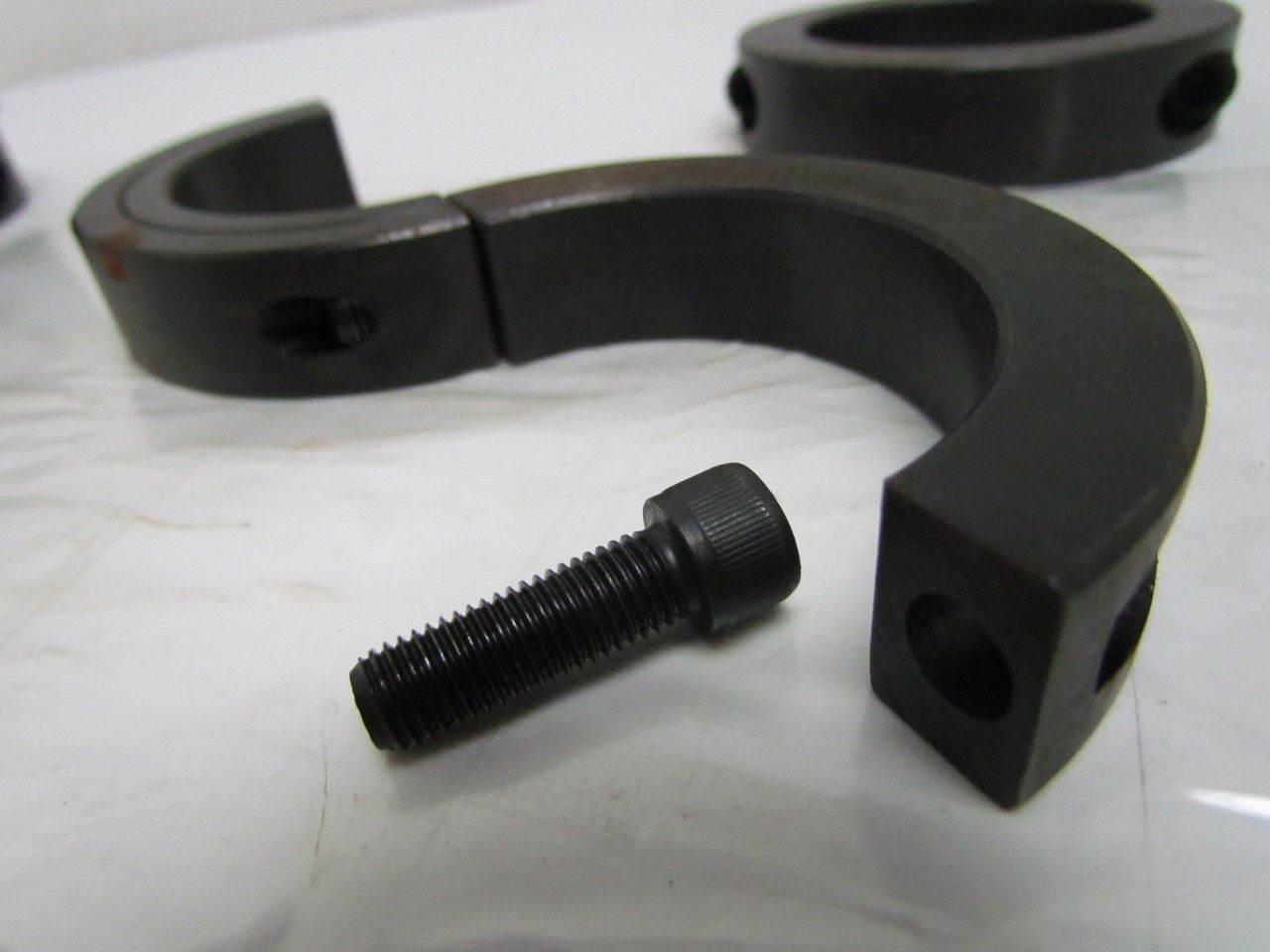 Climax c piece clamping collar quot bore