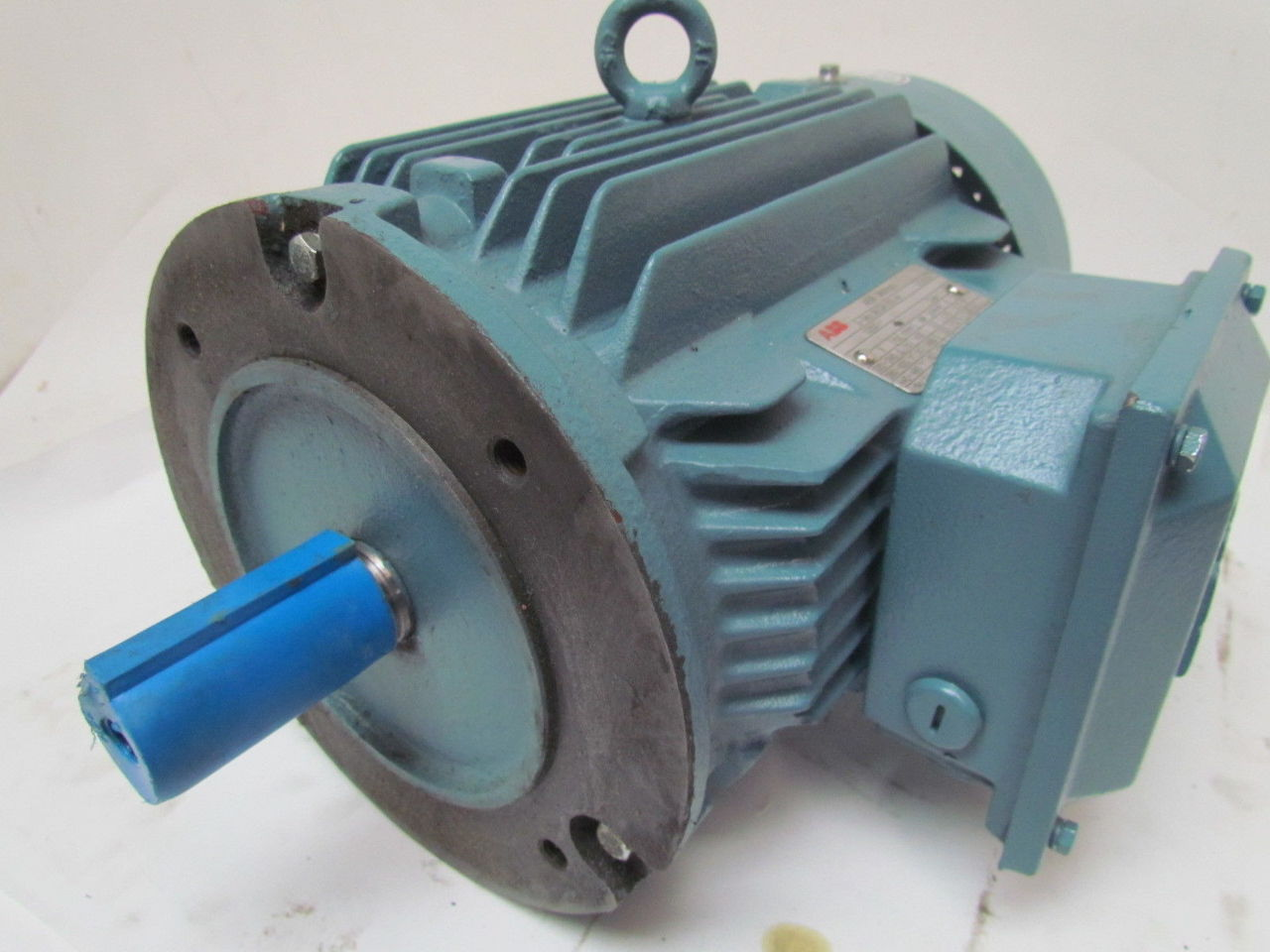 abb m2qa100l4a 3gqa electric motor 3hp 3ph 1730rpm 240 420