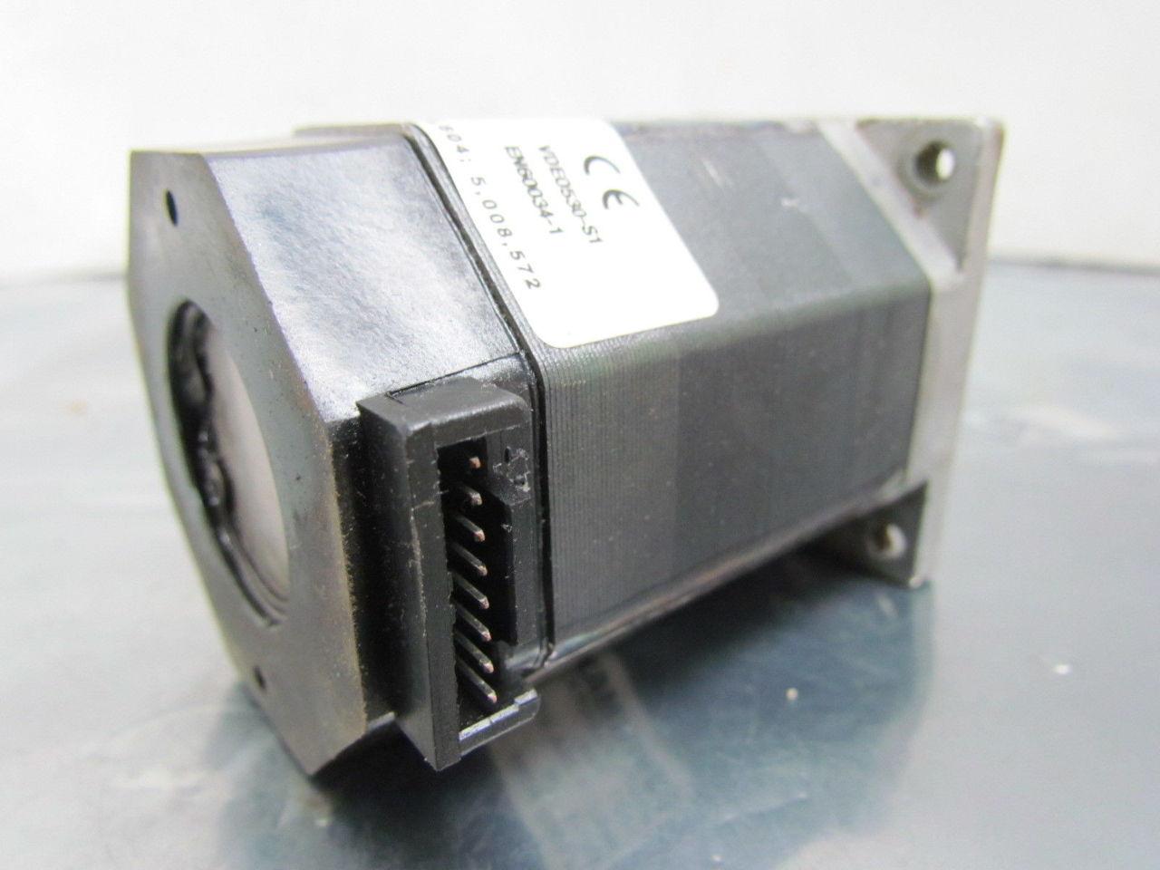 Pacific 1 8 Deg Stepper Motor 2 Phase Amp 1500 Rpm