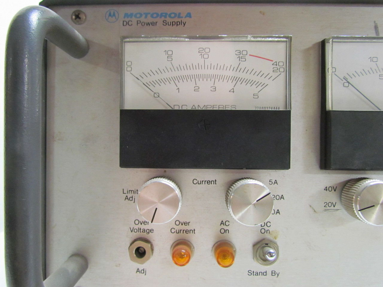 5 Volt 20 Amp Supply Related Keywords Suggestions 5v Power 20a Single Output Ps1100wsf5 Motorola R1011aa Dual Analog Meter Dc 40