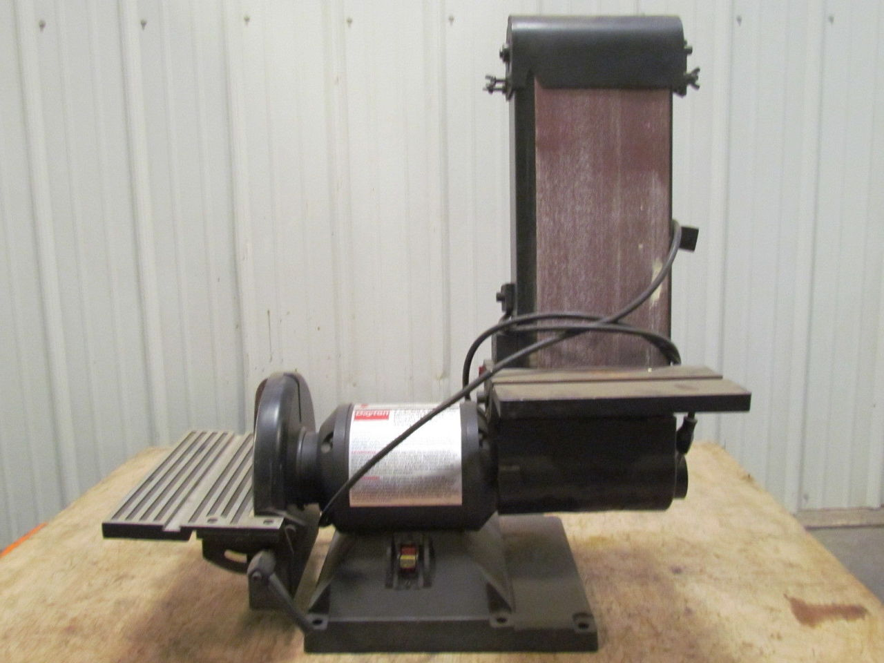Benchtop belt disc sander car interior design Bench belt sander