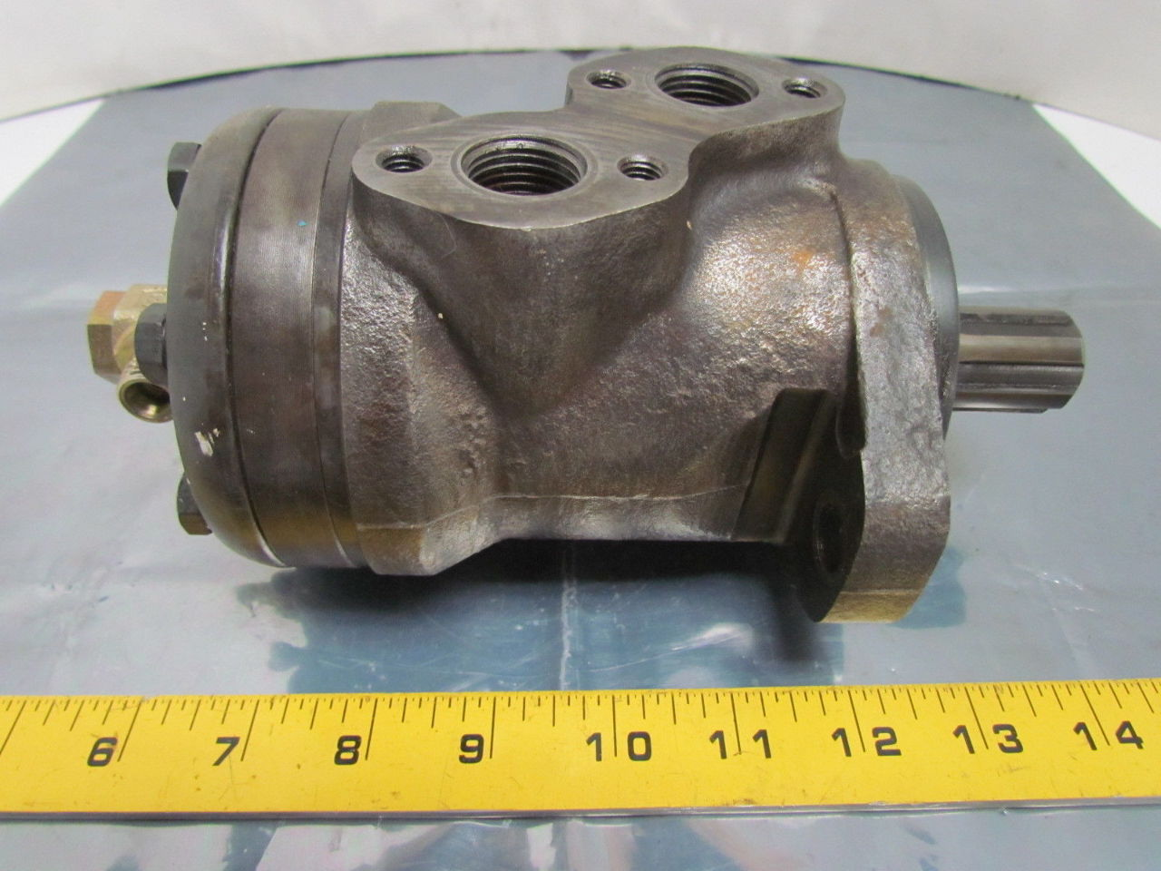 Danfoss 80 151 0236 4 hydraulic motor bullseye for Danfoss hydraulic motor catalogue