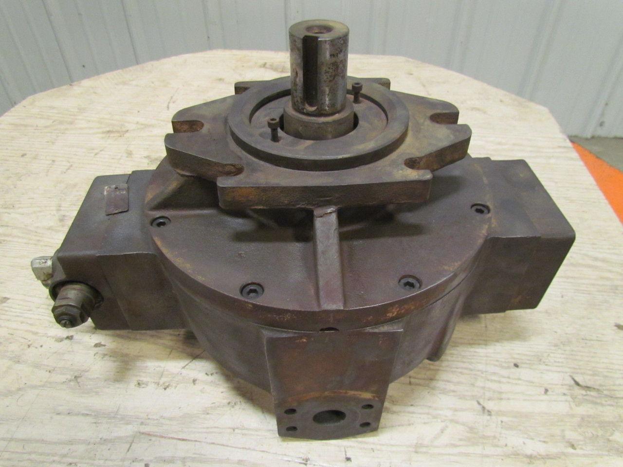 Hydraulic Piston Pump : Bosch hydraulic radial piston pump quot shaft
