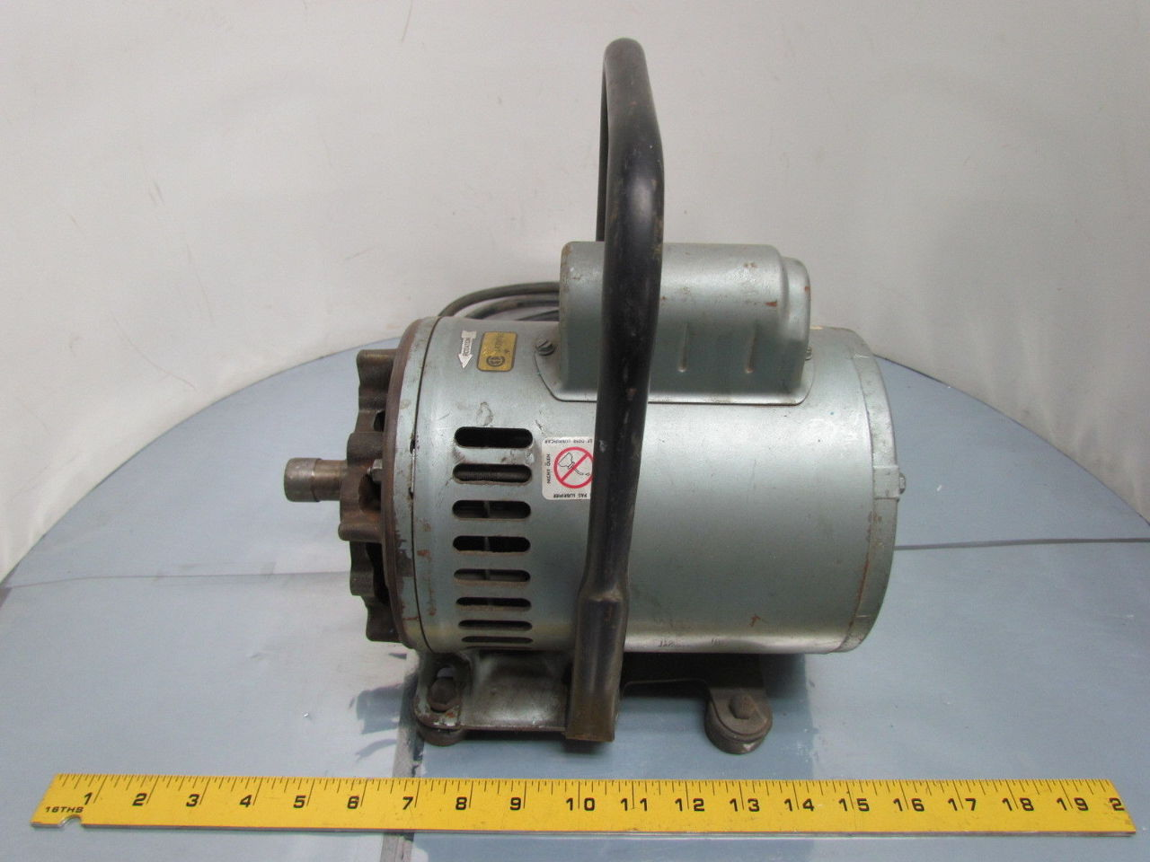 44332 doerr electric lr39793 1 2hp 1ph 115 208 230 j56z vacuum pump motor 7 8 shaft dayton motor rev fwd wiring the home machinist! readingrat net  at nearapp.co