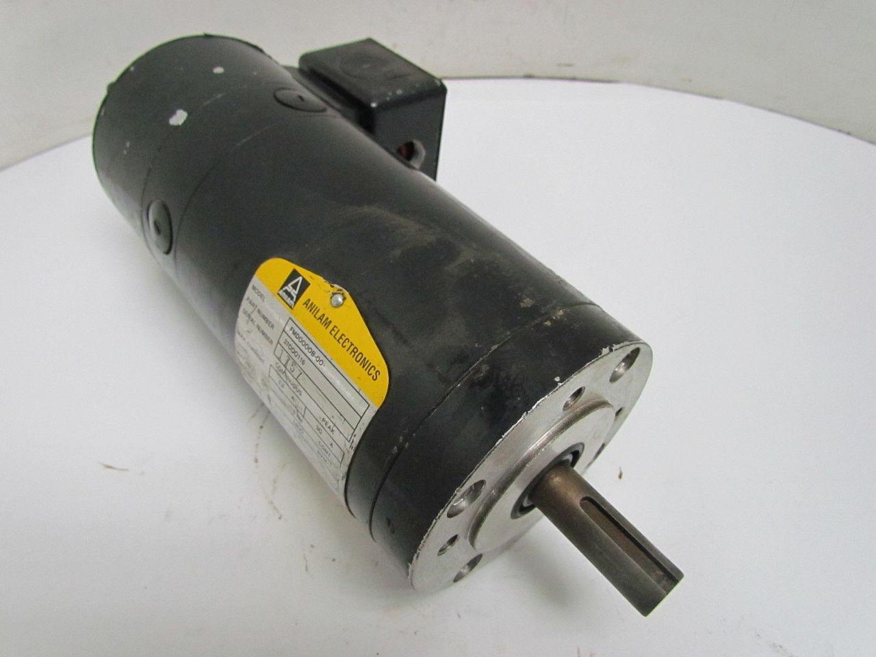 Baldor Fmd0000b 00 37000116 Anilam Electronics Servo Motor