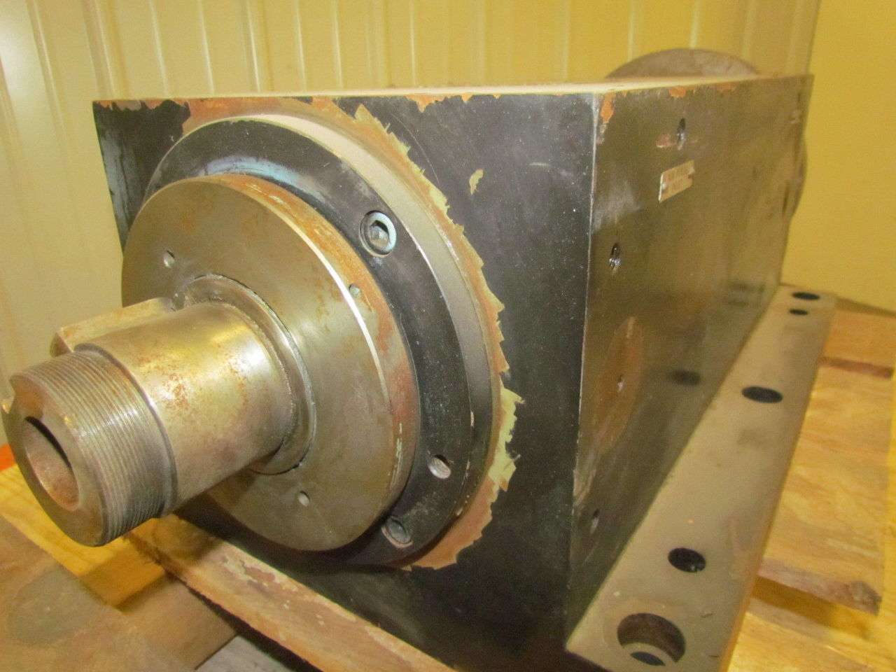 """Setco SPL Type 4309BY Precision Spindle 2-1/2"""" Shaft ..."""