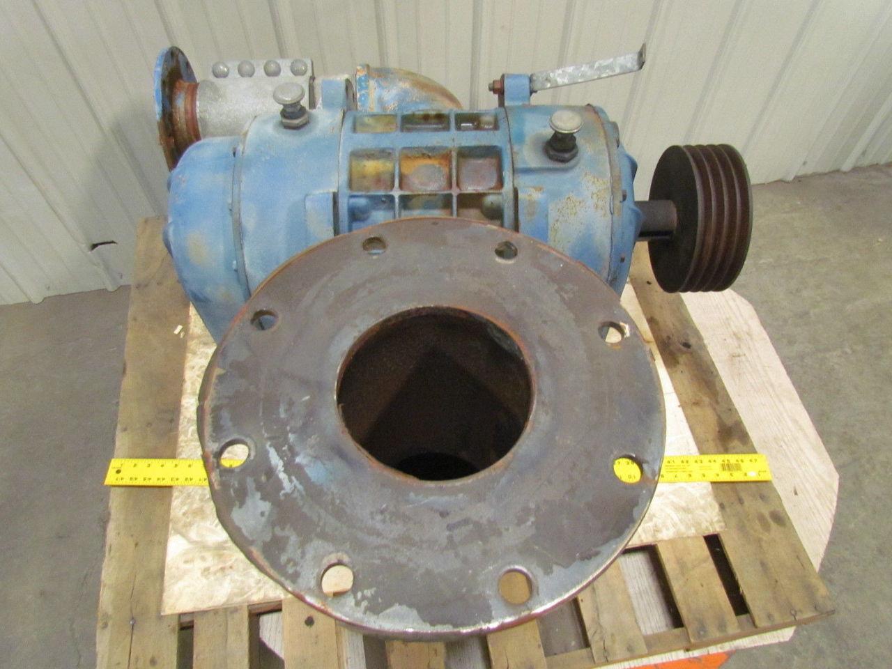 Gardner denver 7009 vt positive displacement blower for Gardner plumbing