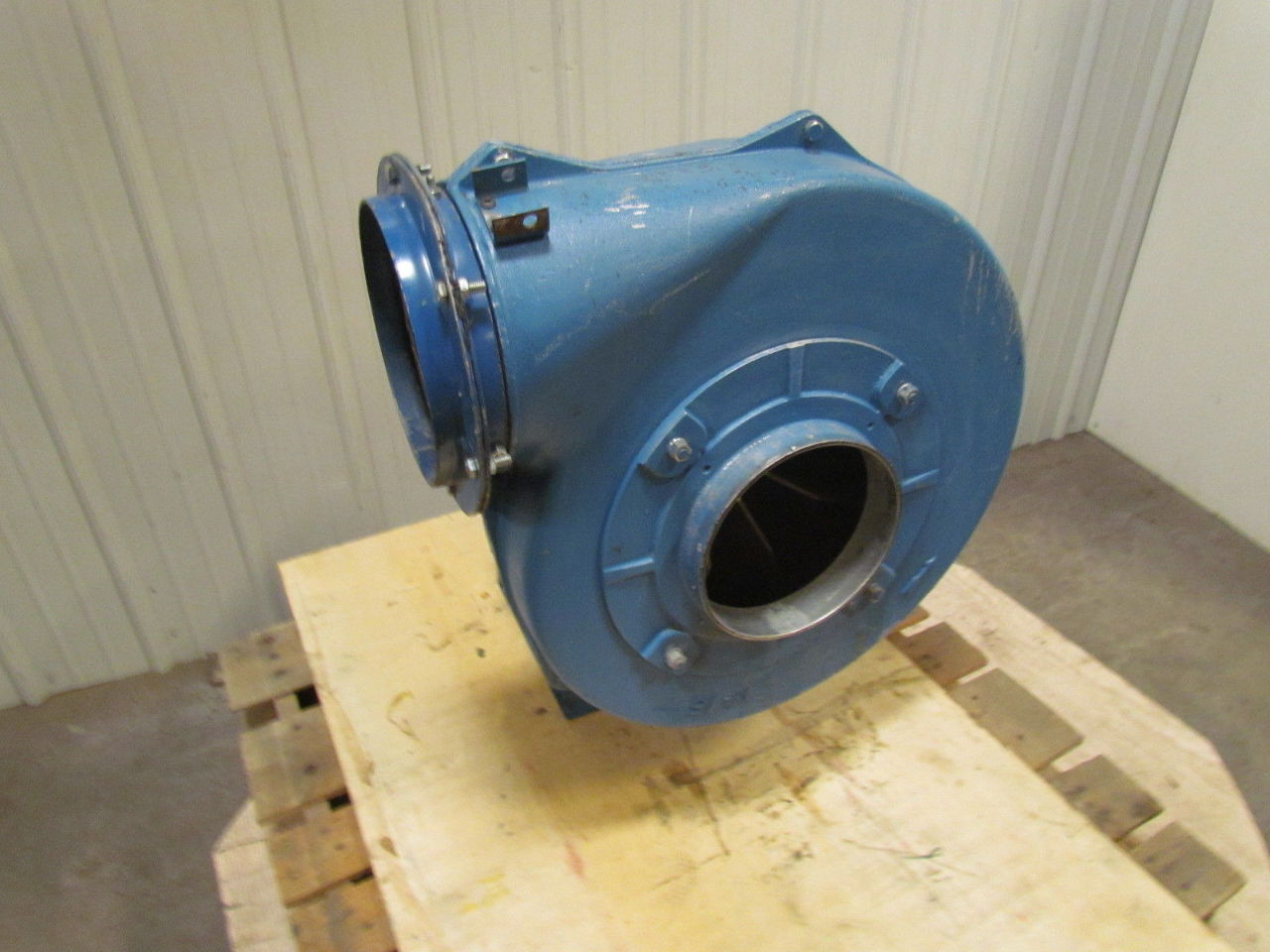Pressure Blower Wheels : Twin city tpd typ r wheel aluminum pressure blower hp