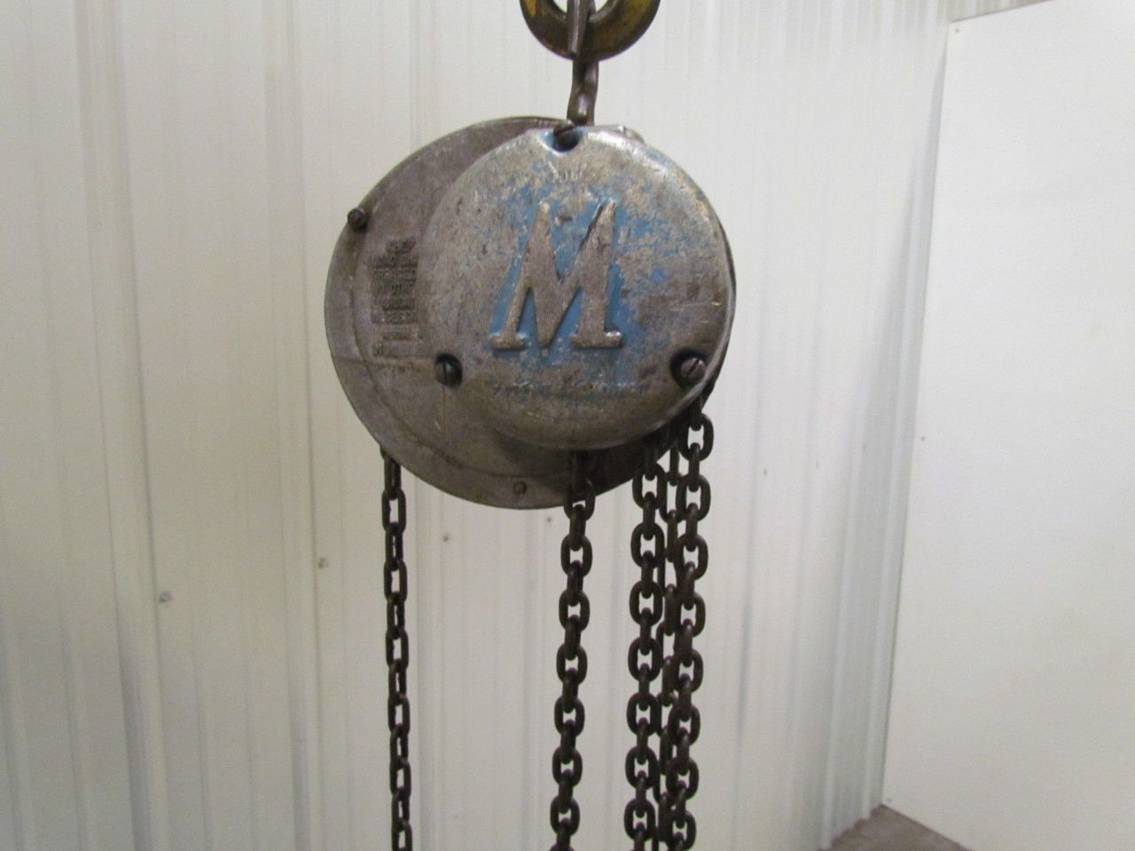 1 4 ton manual chain hoist