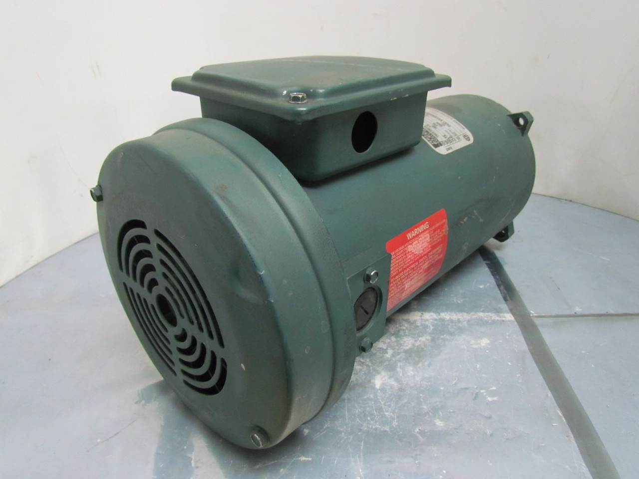 Reliance Electric T56s1007a 1 2hp 1750rpm 180vdc Xl