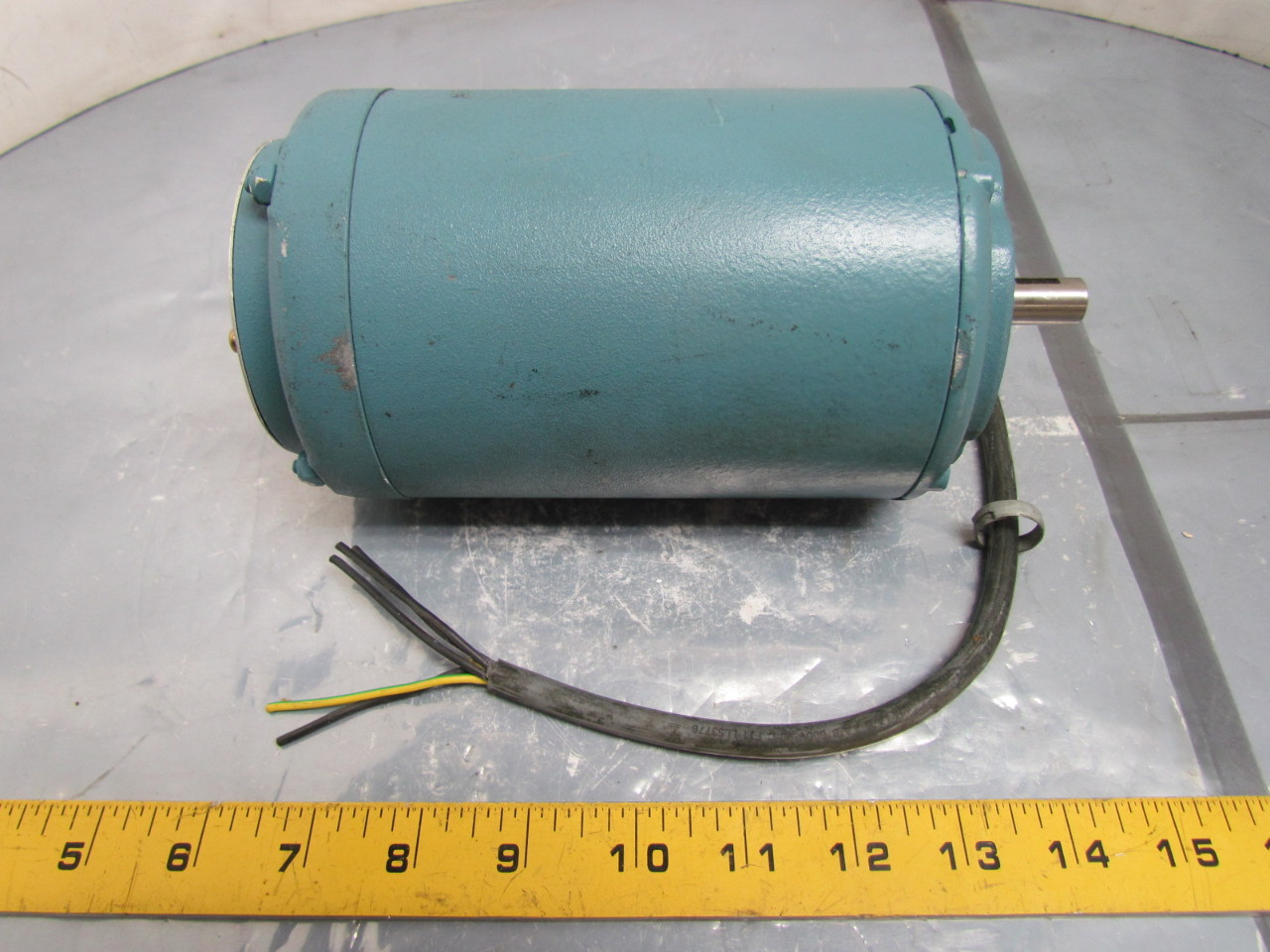 Superior Electric Single Phase 120 Vac 1 1 Amp 72 Rpm Synchronous Slo Syn Motor Ebay