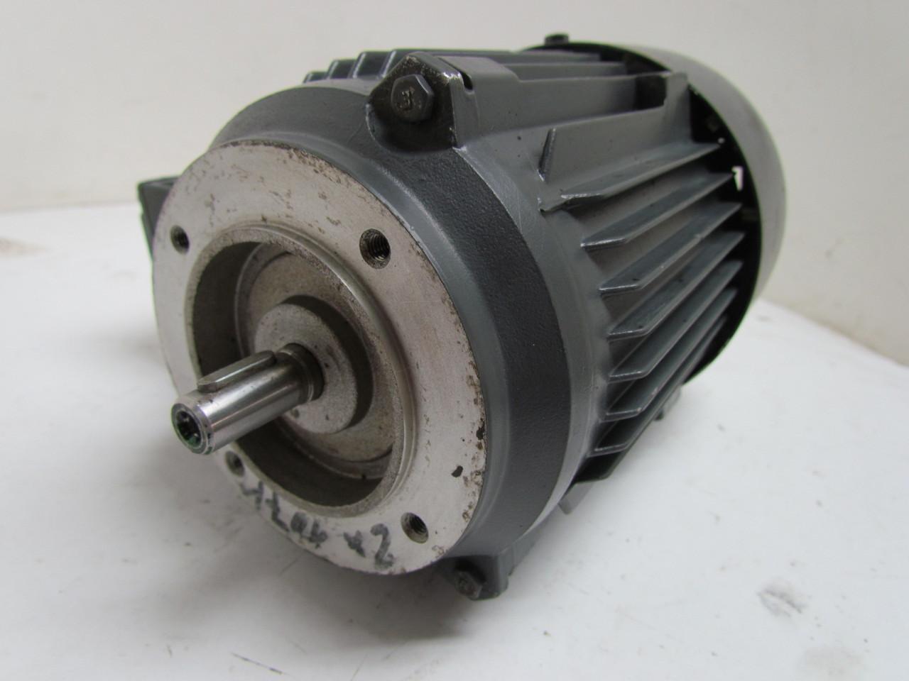Siemens 2cw5 167 1 Z D363 1892 01 Iec 63 Frame Motor