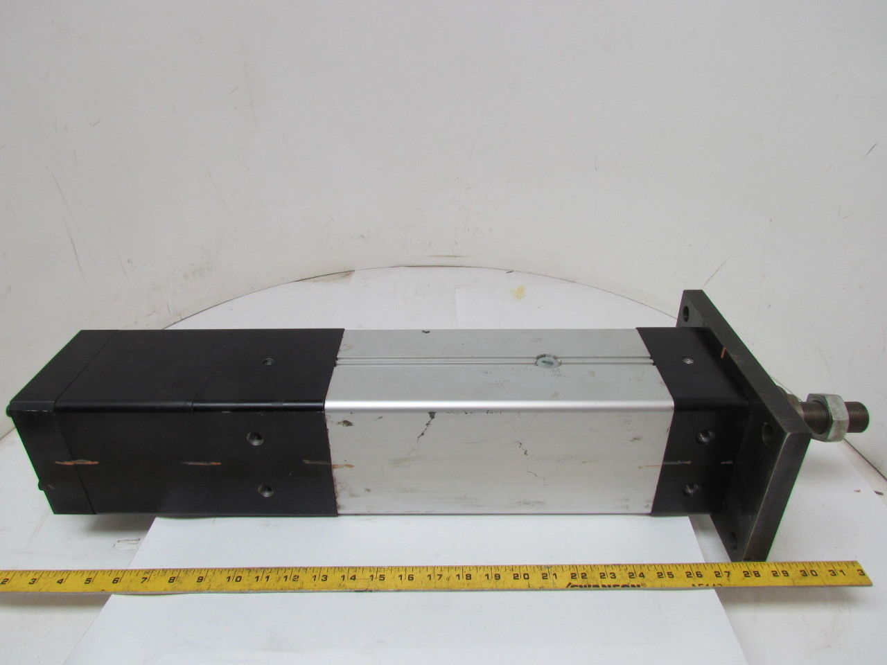Parker emx060554 servo linear electric actuator ebay Servo motor linear actuator
