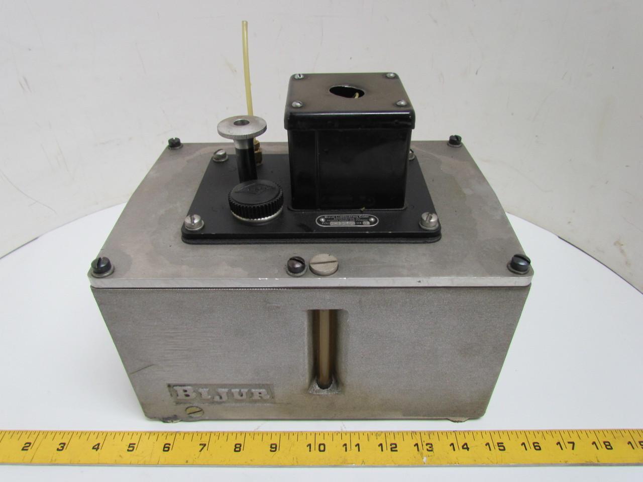 有关以下物品的详细资料: bijur d-3151 lubrication system 10x7x5图片