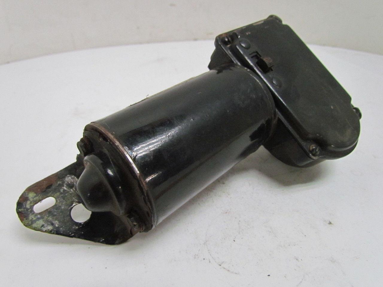 Wwf12c19 510 Windshield Wiper Motor Type Wwf 12v Ebay