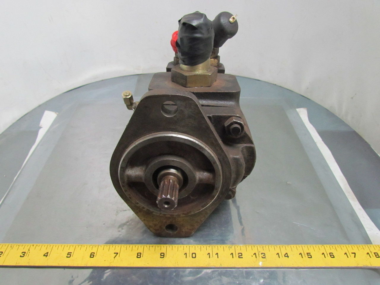 Ultra Hydraulic Pump Removed From A Caterpillar 2ec25