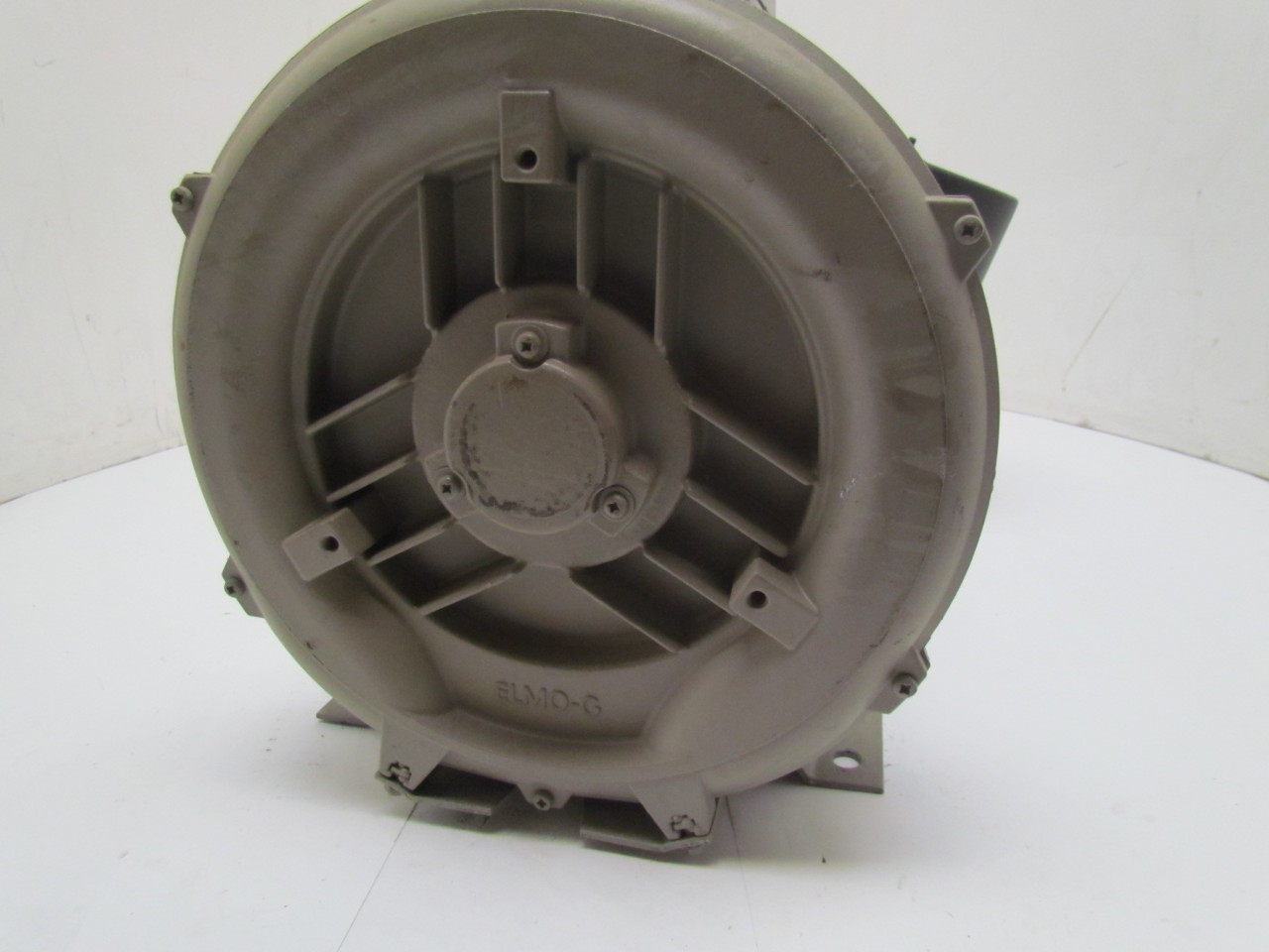 Siemens Gas Ring Vacuum Compressor Single Stage W Pressure