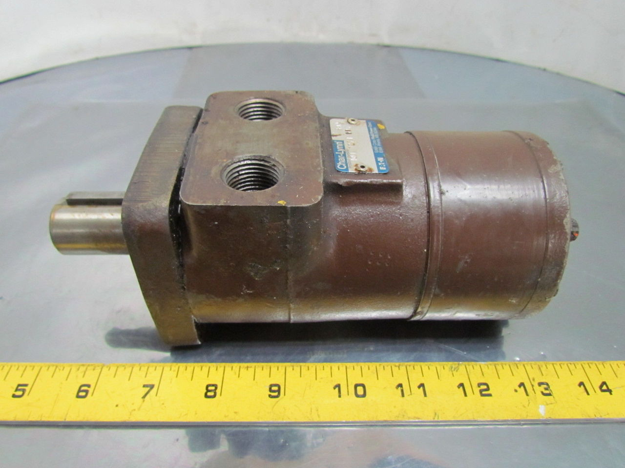 Char lynn eaton 101 1271 007 h series spool valve for Char lynn eaton hydraulic motors