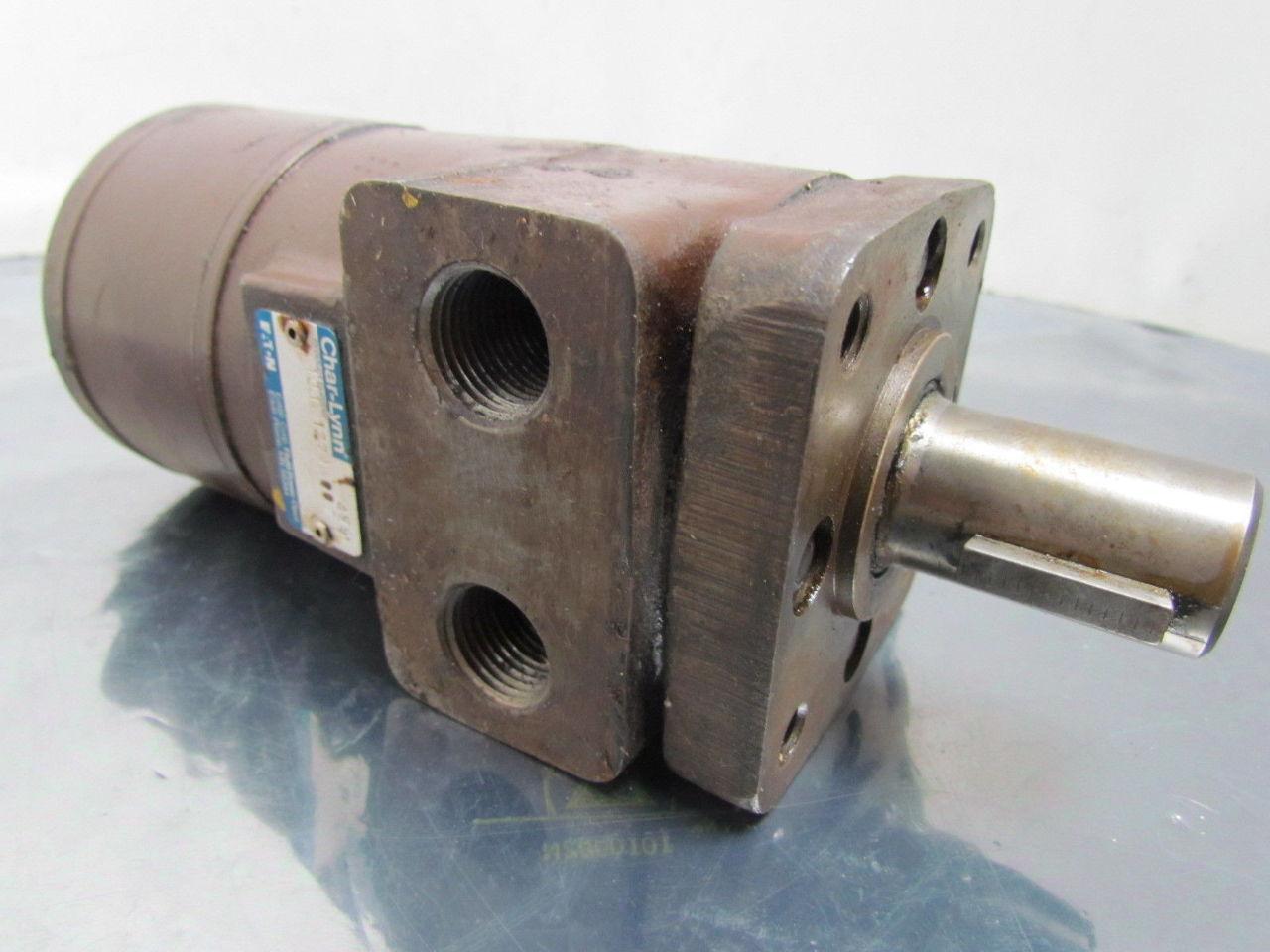Char lynn eaton  h series spool valve