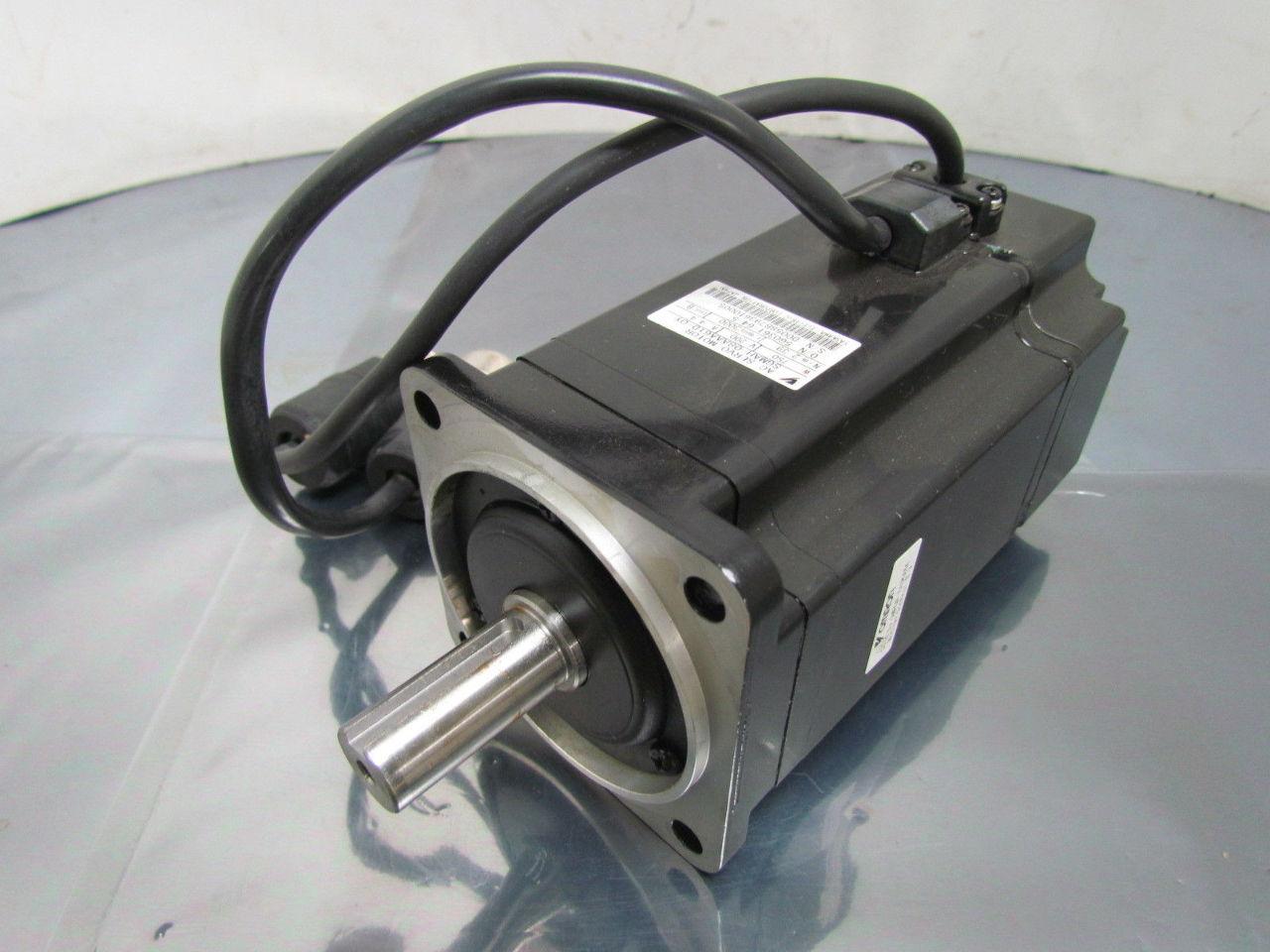 Omron Bg3d6302h8 Sigma Ii Ac Servo Motor W 13 Bit