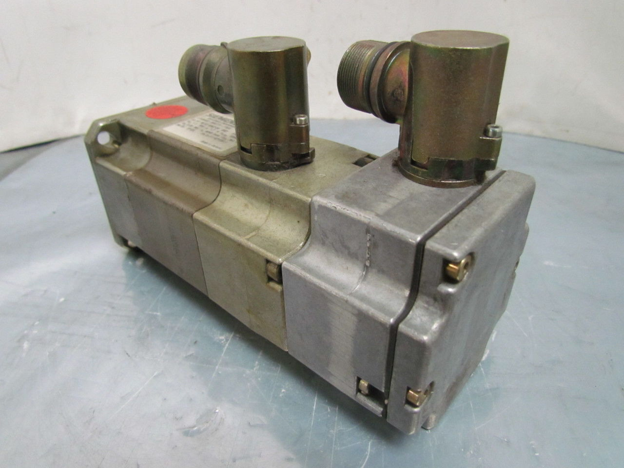 Siemens 1fk6032 6ak71 1tg0 3 Ph Brushless Servo Motor 1 1