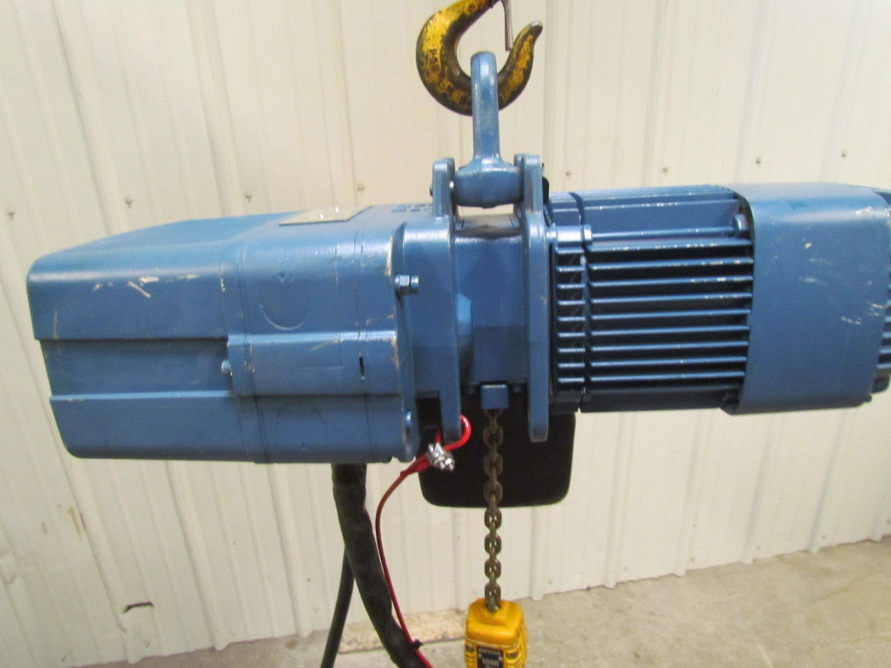 Demag Dkun Hoist Wiring Diagram 2 Speed Electric Bblrh