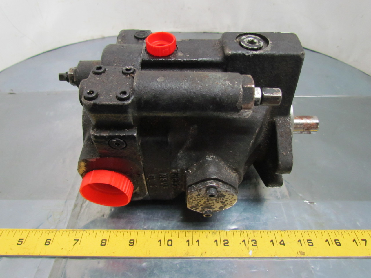 Parker Denison Pvp16104r2p12x7004 Hydraulic Pump Not