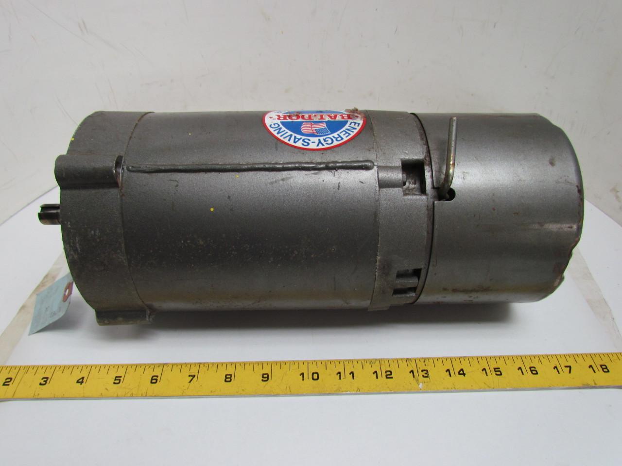 Baldor kbm3458 electric motor 3ph 33 hp 1725 rpm 208 230 for Baldor electric motors for sale