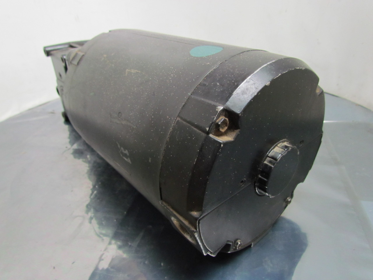 Reliance electric 1 hp 3ph 56c motor w browning 1 1 speed for Reduction gearbox for electric motor