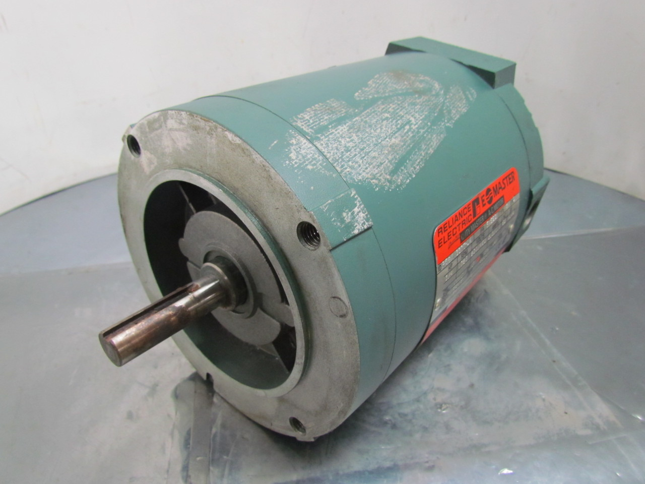 Reliance Electric P56x1337t Ac Motor 3 4hp 3ph 1725rpm