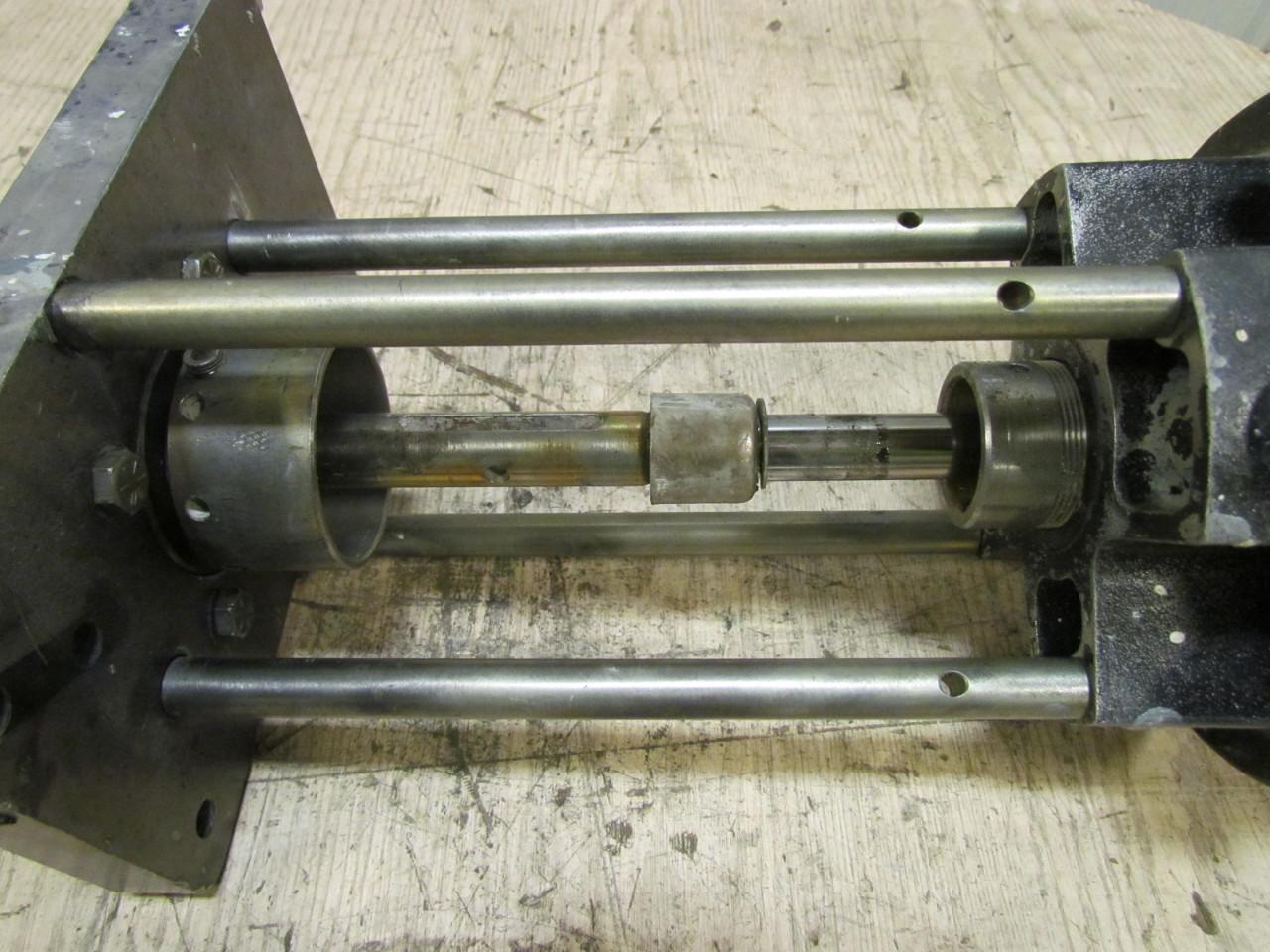 Aro 65651 2 Ball Pump 9to1 Ratio 6 Air Motor 2 Pump 810