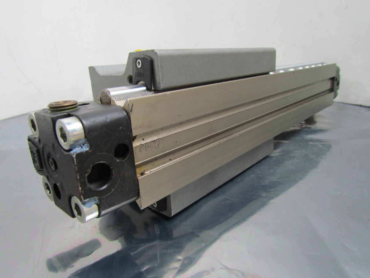 Numatics Pneumatic Air Cylinder Linear Slide Rail 32mm ...