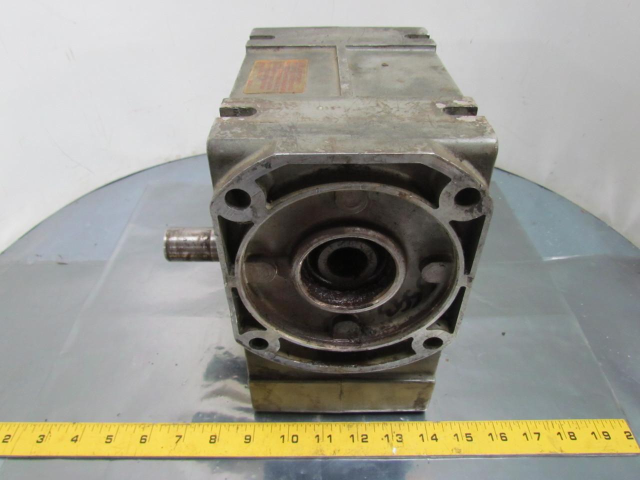 Us Motors Torqube Speed Reducer Gear Box 15 1 Ratio 117