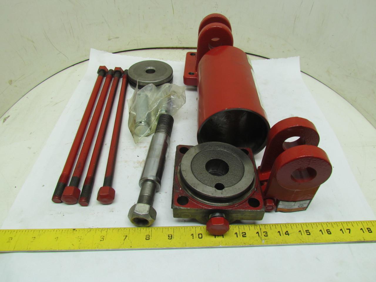Vintage hydraulic cylinder rebuild