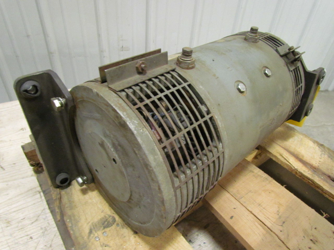 Mcf Dc Electric Forklift Hydraulic Pump Motor 36 48 Volt