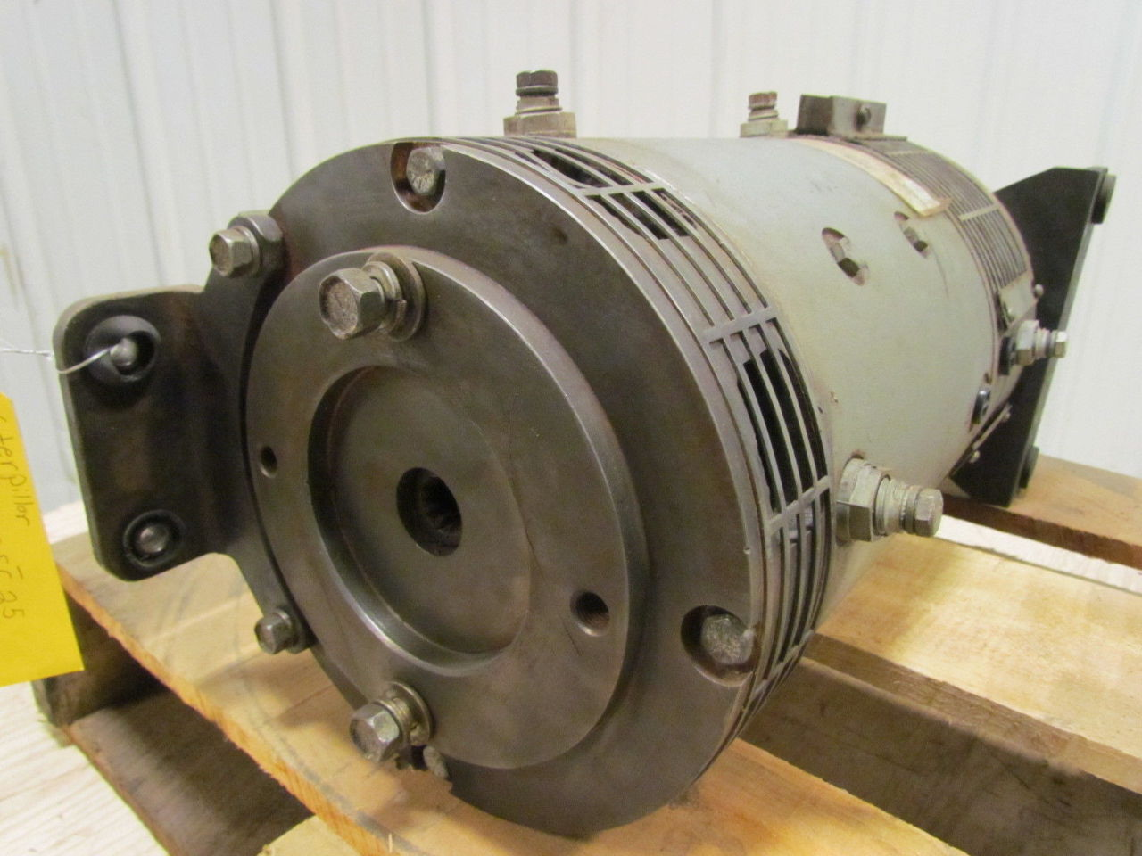 Mcf dc electric motor 36 48volt 2050rpm 12 7kw 17 hp for for 10 hp hydraulic motor