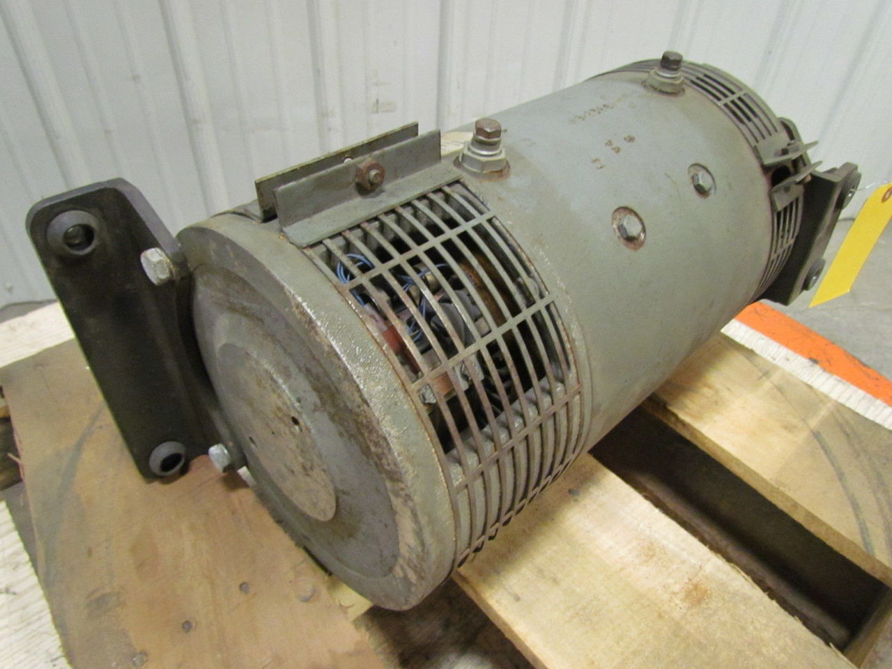 Mcf Dc Electric Motor 36 48volt 2050rpm 12 7kw 17 Hp For