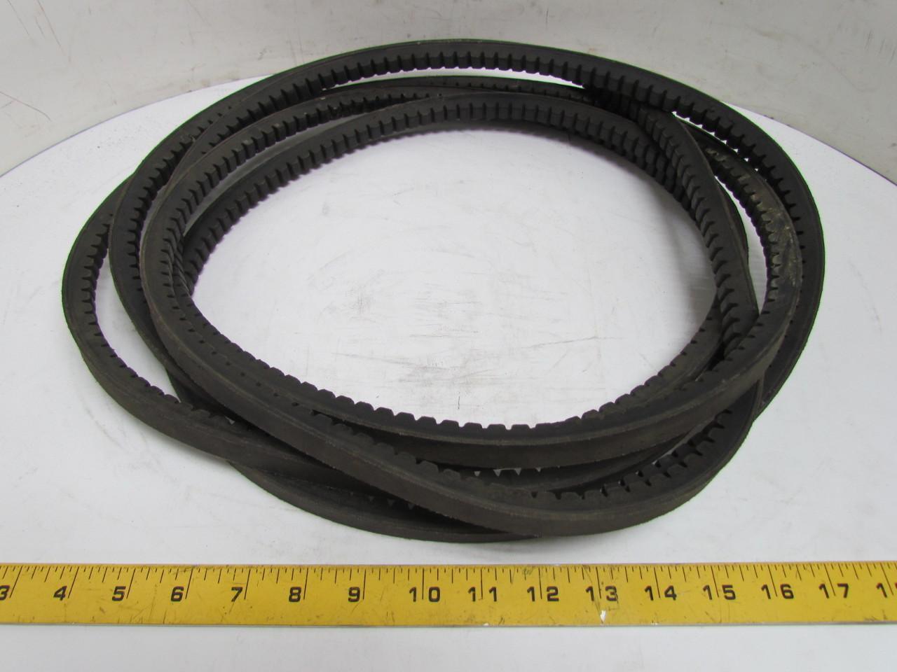browning bx210 cogged gripnotch v belt bx section 21 32