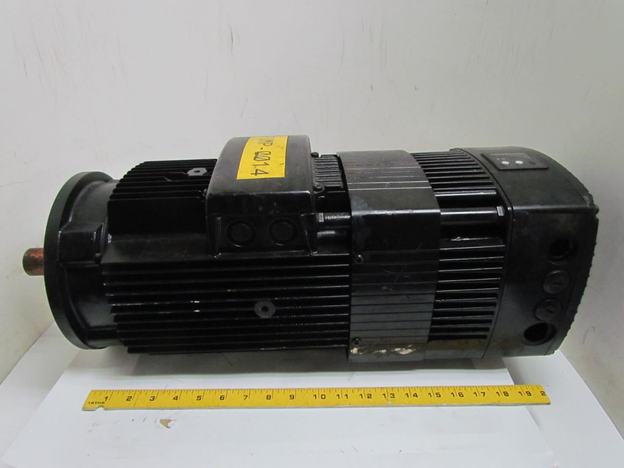 Grundfos 132ba 2 215tc B Variable Speed Pump Motor 7 1 2