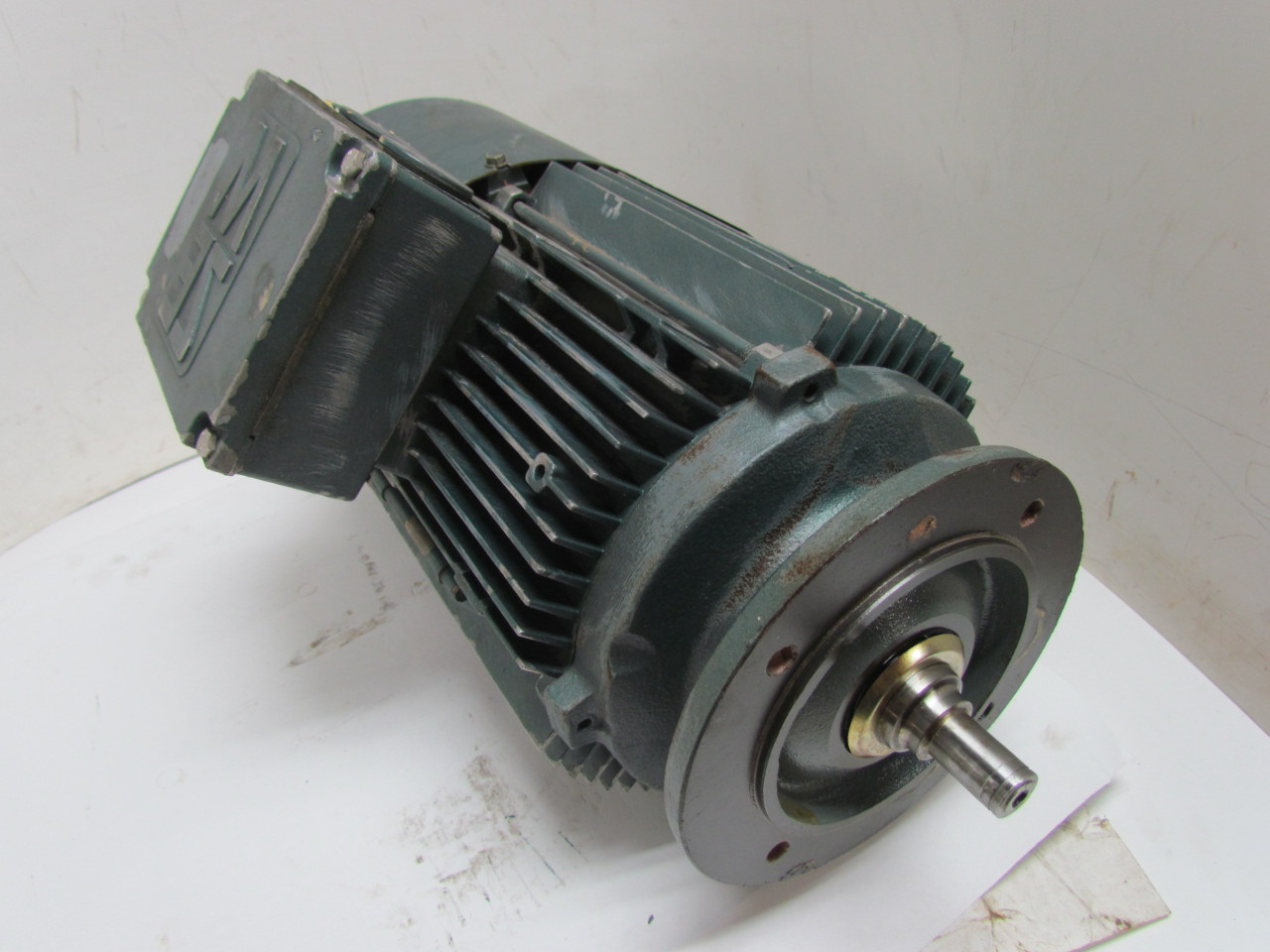 Sew Eurodrive 25 1 6kw Electric Motor 360y Y V 3ph Dt43