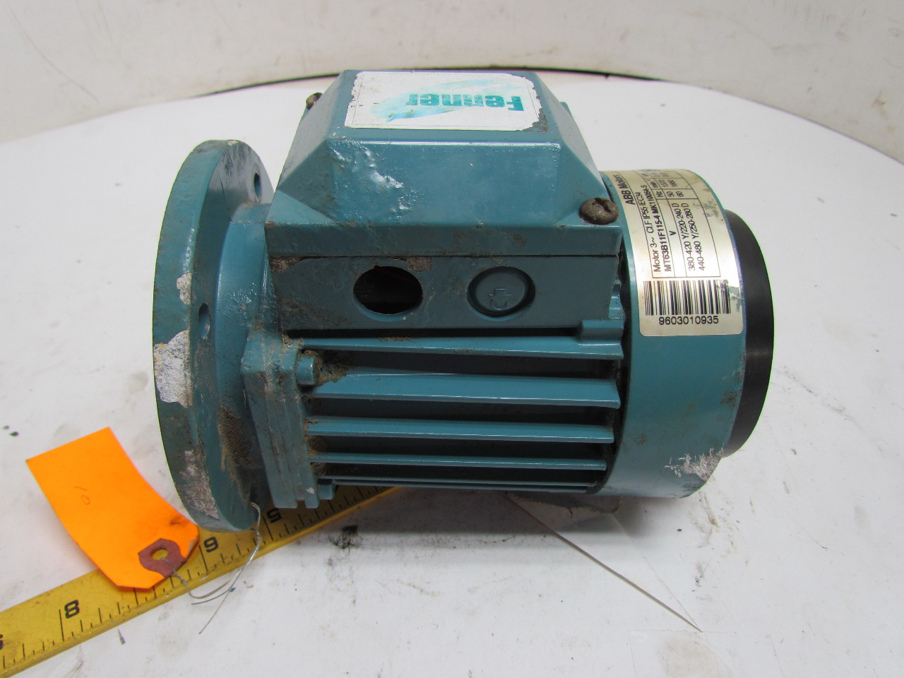 Electric Motor 18 22kw 24 29hp 440 480y 250 280d V