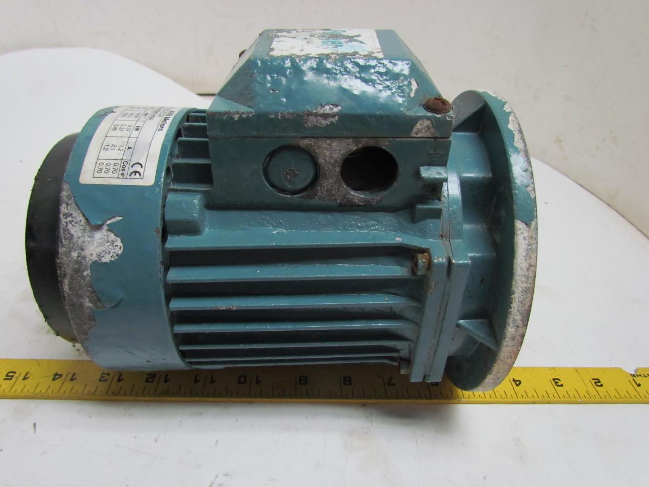 3gaa072002 Bsz Electric Motor 37 45kw 5 6hp 440 480v