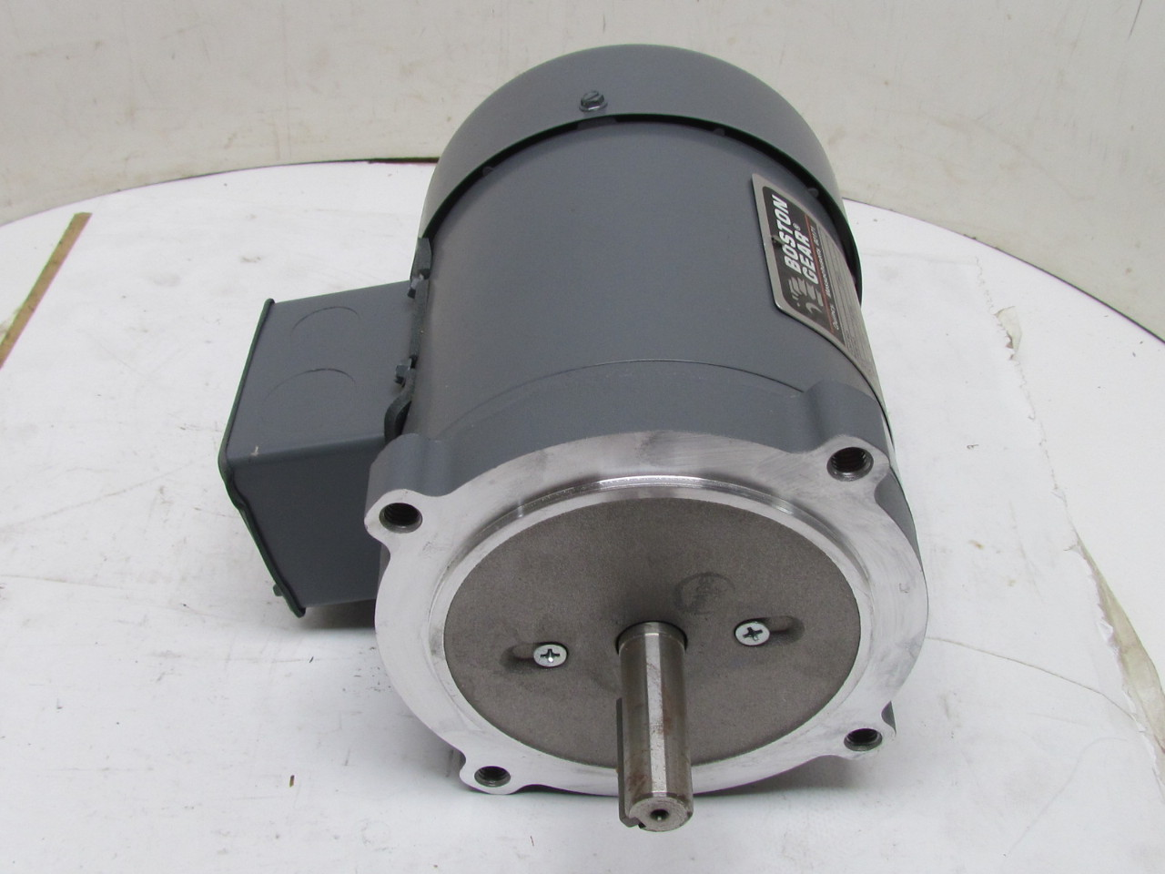 Boston Gear Dutf 63949 Electric Motor 1 4hp 1725rpm 3ph