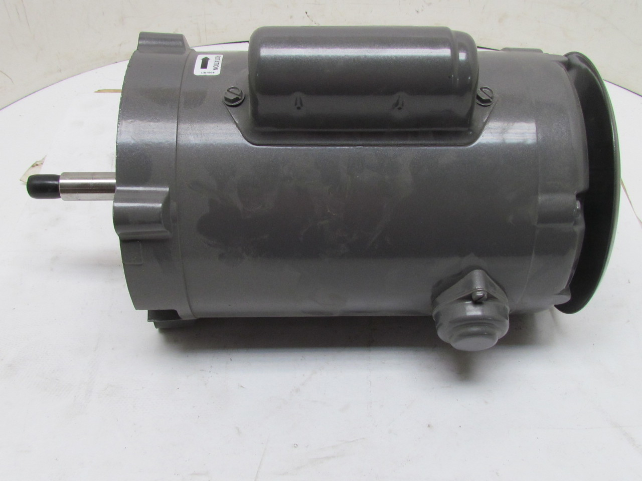 Baldor electric motor 1 3 hp 1ph single phase 56j frame for 20 hp single phase motor