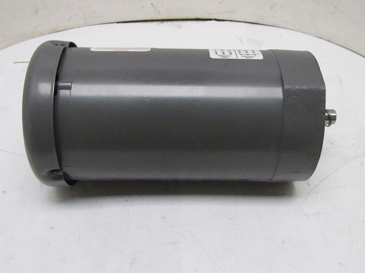 Baldor Mvm3461c Electric Motor 37kw 1 2hp 230 60v 3 Ph